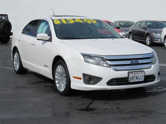2010 Ford Fusion Hybrid 4D Sedan Hybrid for Sale in ...