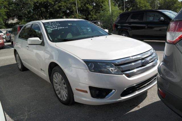 2010 Ford Fusion Hybrid Base 4dr Sedan