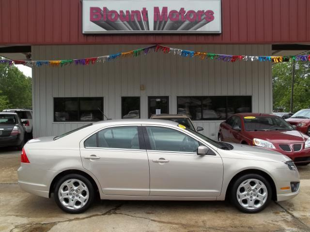 2010 Ford Fusion Se For Sale In Calhoun City Mississippi