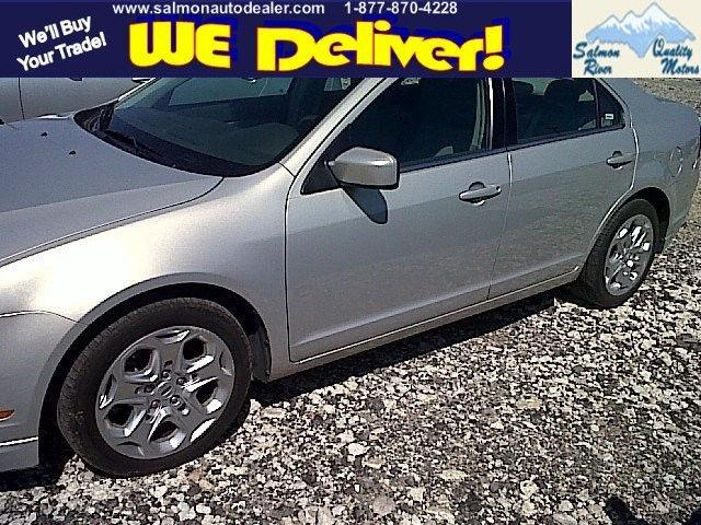2010 ford fusion se for sale in salmon idaho classified. Black Bedroom Furniture Sets. Home Design Ideas