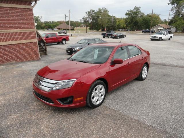 2010 ford fusion se for sale in gilmer texas classified. Black Bedroom Furniture Sets. Home Design Ideas
