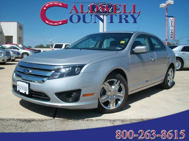 2010 ford fusion se for sale in rockdale texas classified. Black Bedroom Furniture Sets. Home Design Ideas