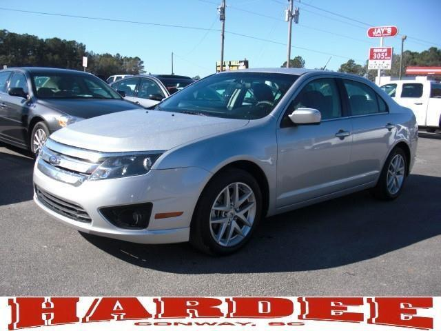 2010 ford fusion se for sale in conway south carolina classified. Black Bedroom Furniture Sets. Home Design Ideas