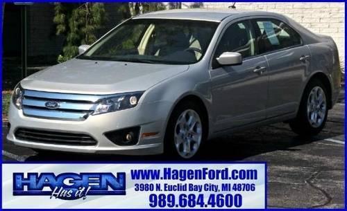 Hagen Ford Bay City Michigan >> 2010 Ford Fusion SE | 2010 Ford Fusion SE Car for Sale in ...