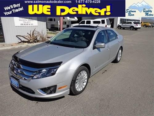 2010 ford fusion sedan hybrid for sale in baker idaho classified. Black Bedroom Furniture Sets. Home Design Ideas