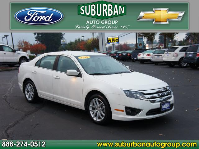 2010 ford fusion sel for sale in sandy oregon classified. Black Bedroom Furniture Sets. Home Design Ideas