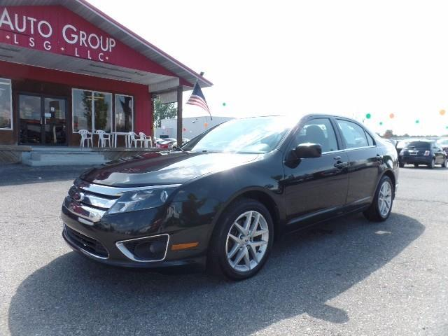 2010 Ford Fusion SEL AWD SEL 4dr Sedan