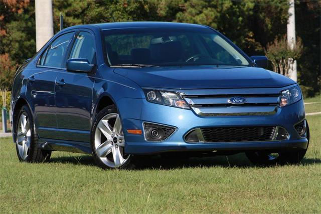 2010 ford fusion sport for sale in dothan alabama. Black Bedroom Furniture Sets. Home Design Ideas
