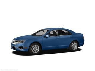 2010 Ford Fusion Sport Sport 4dr Sedan