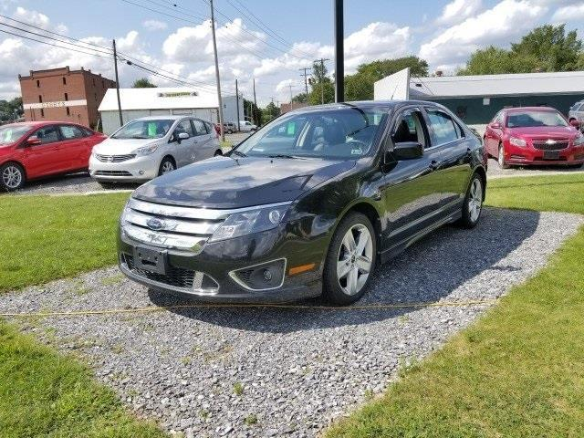 2010 ford fusion sport sport 4dr sedan for sale in du bois. Black Bedroom Furniture Sets. Home Design Ideas