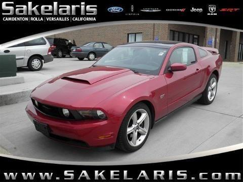 2010 ford mustang 2 door coupe for sale in rolla missouri classified. Black Bedroom Furniture Sets. Home Design Ideas
