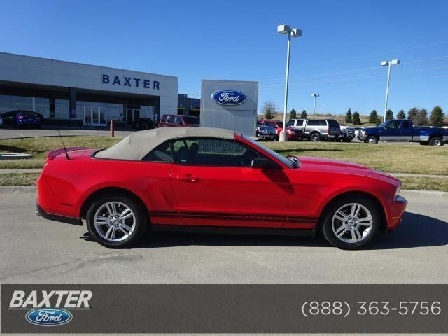 2010 Ford Mustang Convertible 2dr Conv V6 for Sale in