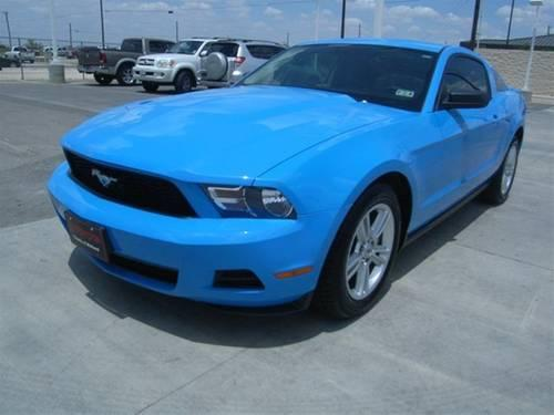 2010 ford mustang coupe base for sale in midland texas classified. Black Bedroom Furniture Sets. Home Design Ideas