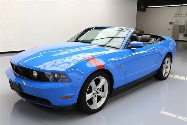2010 ford mustang gt gt 2dr convertible for sale in charlotte north carolina classified. Black Bedroom Furniture Sets. Home Design Ideas