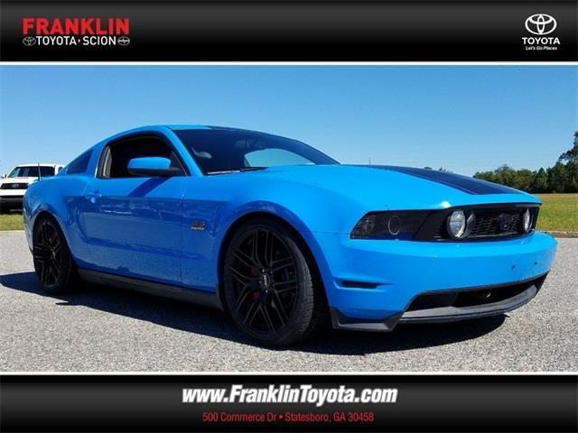 2010 ford mustang gt gt 2dr fastback for sale in statesboro georgia classified. Black Bedroom Furniture Sets. Home Design Ideas