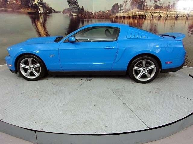 2010 Ford Mustang GT Premium GT Premium 2dr Coupe