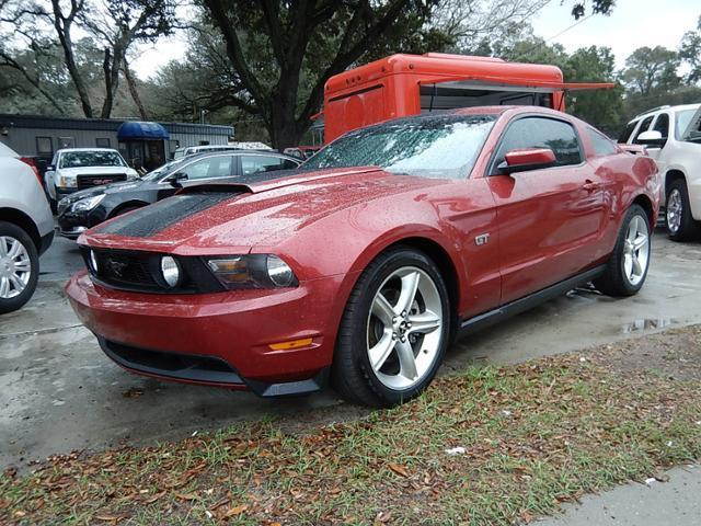 2010 ford mustang gt premium gt premium 2dr coupe for sale in pensacola florida classified. Black Bedroom Furniture Sets. Home Design Ideas