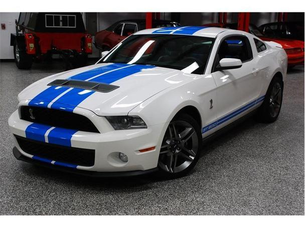 2010 ford mustang shelby gt 500 for sale in plainfield illinois classified. Black Bedroom Furniture Sets. Home Design Ideas