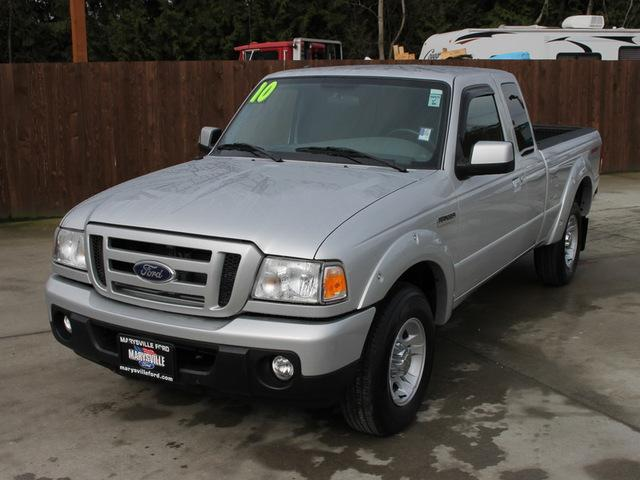 2010 ford ranger 4x2 xlt 4dr supercab sb for sale in marysville washington classified. Black Bedroom Furniture Sets. Home Design Ideas