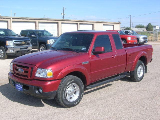2010 ford ranger for sale in midland texas classified. Black Bedroom Furniture Sets. Home Design Ideas