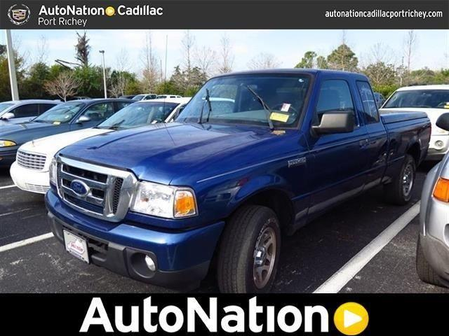 2010 ford ranger for sale in port richey florida classified. Black Bedroom Furniture Sets. Home Design Ideas