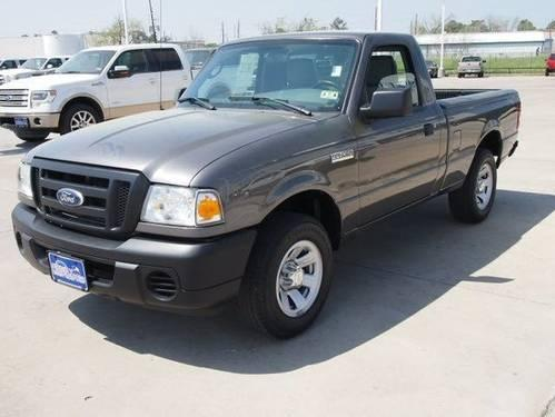 2010 ford ranger reg cab gray 32 069 mi automatic for sale in barrett texas classified. Black Bedroom Furniture Sets. Home Design Ideas