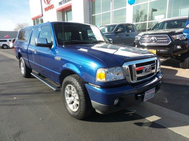 2010 ford ranger sport 4x4 sport 4dr supercab sb for sale in chico california classified. Black Bedroom Furniture Sets. Home Design Ideas