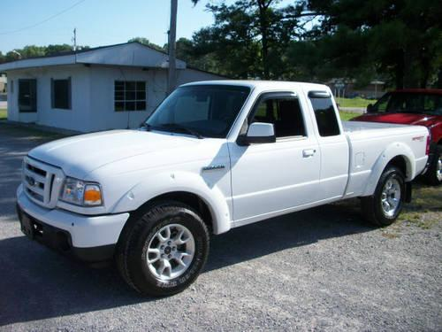 Eddie Preuitt Ford >> 2010 Ford Ranger Super Cab Pickup 4X4 Sport for Sale in Hartselle, Alabama Classified ...