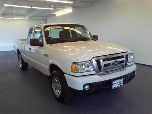 2010 ford ranger super cab xlt pickup 4d 6 ft for sale in rancho cordova california classified. Black Bedroom Furniture Sets. Home Design Ideas
