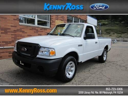 2010 ford ranger truck for sale in pittsburgh pennsylvania classified. Black Bedroom Furniture Sets. Home Design Ideas