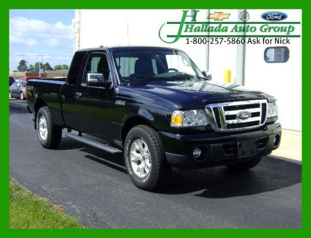 2010 ford ranger xlt for sale in dodgeville wisconsin classified. Black Bedroom Furniture Sets. Home Design Ideas