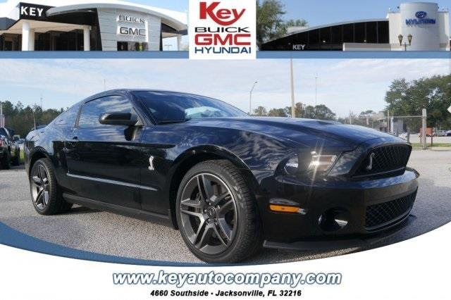 2010 Ford Shelby GT500 Base 2dr Coupe