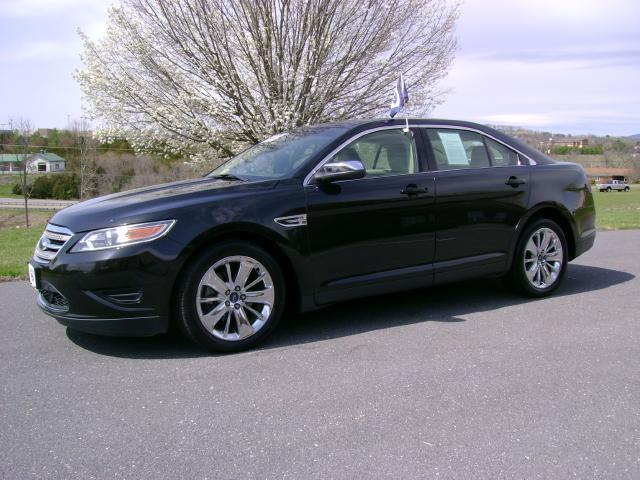 2010 ford taurus limited for sale in lexington virginia classified. Black Bedroom Furniture Sets. Home Design Ideas