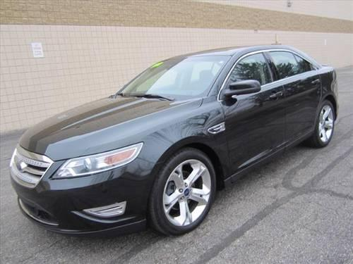2010 ford taurus sedan awd sho awd for sale in grand rapids michigan classified. Black Bedroom Furniture Sets. Home Design Ideas