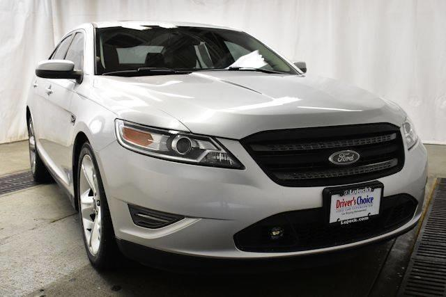 2010 Ford Taurus SHO AWD SHO 4dr Sedan