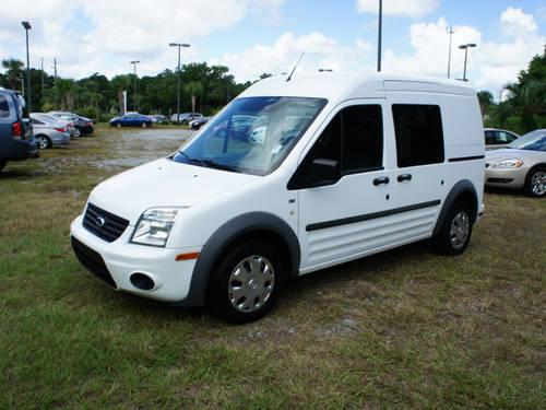 Nissan Brunswick Ga >> 2010 Ford Transit Connect Cargo Van Wagon XLT for Sale in ...