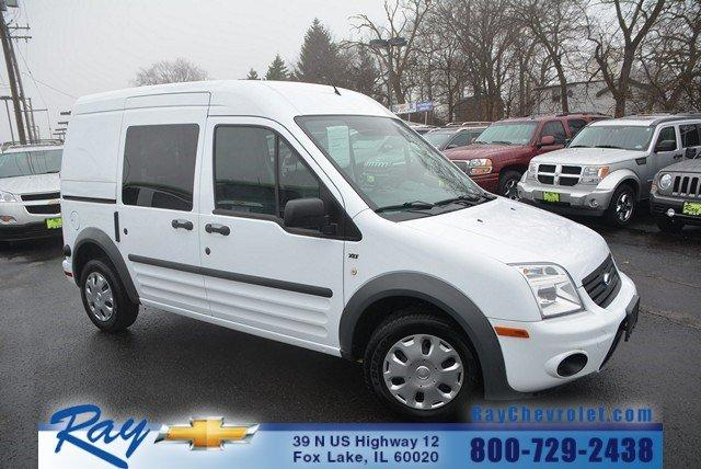 2010 ford transit connect wagon wagon xlt 4dr minivan for sale in fox lake illinois classified. Black Bedroom Furniture Sets. Home Design Ideas