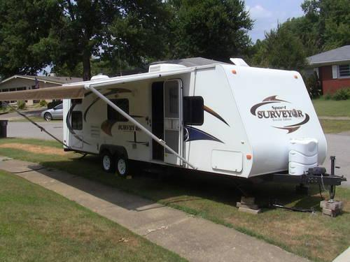 Who Makes Salem Travel Trailers