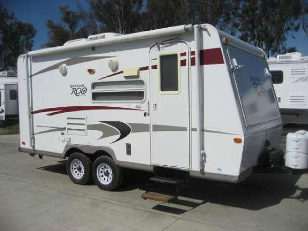 2010 forest river rockwood roo for sale in ramona for Rockwood homes
