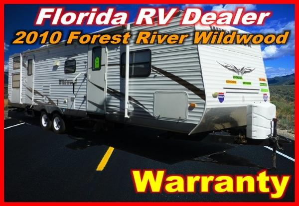 2010 forest river wildwood 29 qbbs for sale in port charlotte florida classified. Black Bedroom Furniture Sets. Home Design Ideas