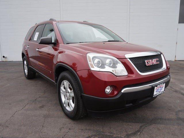 2010 gmc acadia sle 4dr suv for sale in saint charles illinois classified. Black Bedroom Furniture Sets. Home Design Ideas