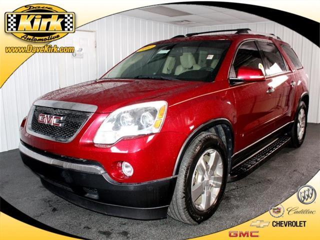 2010 gmc acadia slt 1 slt 1 4dr suv for sale in fairfield tennessee classified. Black Bedroom Furniture Sets. Home Design Ideas