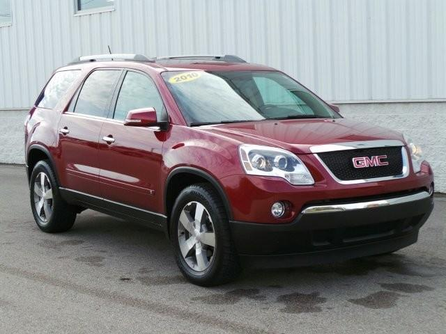 2010 gmc acadia slt 1 slt 1 4dr suv for sale in meskegon. Black Bedroom Furniture Sets. Home Design Ideas