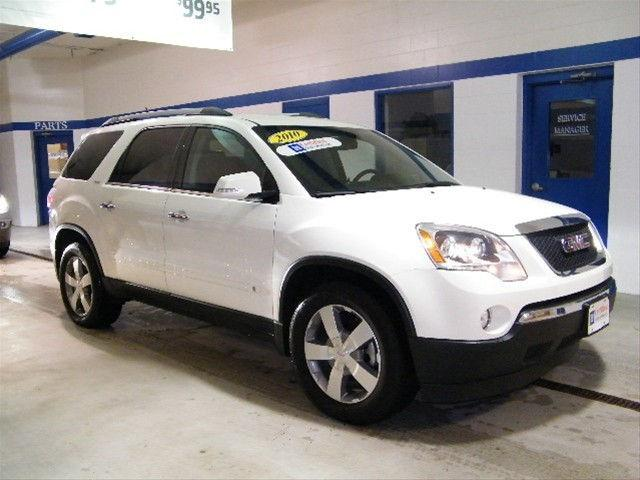 2010 Gmc Acadia Slt 1 For Sale In Rice Lake Wisconsin