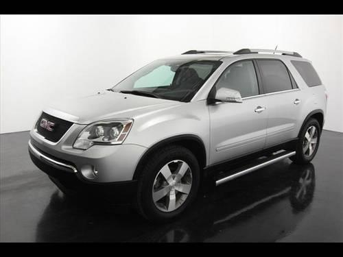 2010 gmc acadia suv awd slt 1 for sale in sparta michigan classified. Black Bedroom Furniture Sets. Home Design Ideas