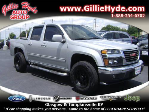 2010 gmc canyon crew cab 4x4 sle for sale in dry fork kentucky classified. Black Bedroom Furniture Sets. Home Design Ideas