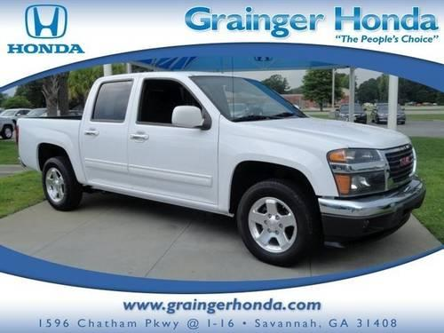 2010 gmc canyon crew cab pickup sle1 for sale in savannah georgia classified. Black Bedroom Furniture Sets. Home Design Ideas
