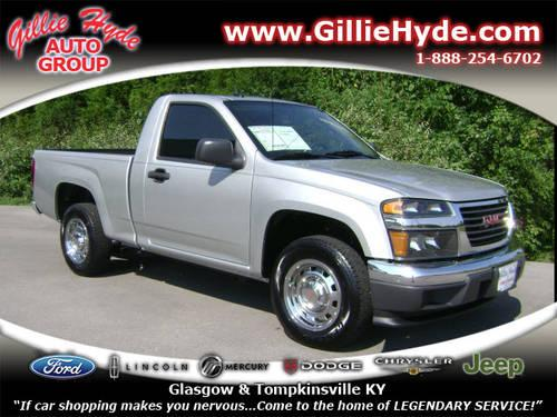 2010 gmc canyon regular cab sle for sale in dry fork kentucky classified. Black Bedroom Furniture Sets. Home Design Ideas