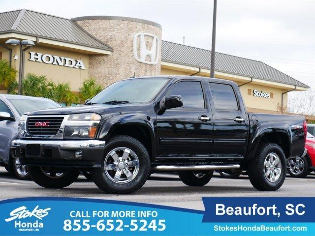 2010 gmc canyon sle 1 4x4 sle 1 4dr crew cab for sale in beaufort south carolina classified. Black Bedroom Furniture Sets. Home Design Ideas