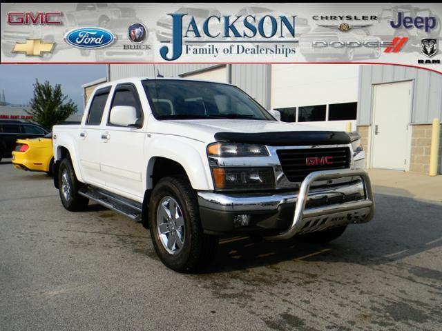 2010 gmc canyon slt 4x4 slt 4dr crew cab for sale in decatur illinois classified. Black Bedroom Furniture Sets. Home Design Ideas